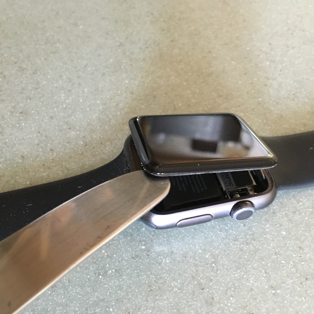 Apple Watch Coming Apart